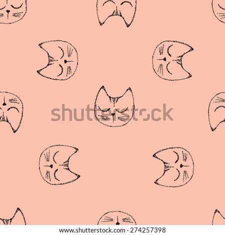 vector seamless cute graphical