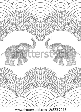 vector seamless decorative