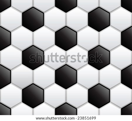 vector seamless football background