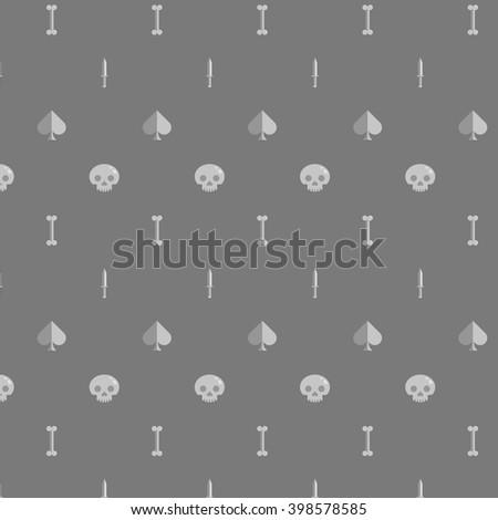 vector seamless grey texture