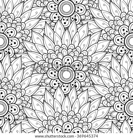 Chinese Flower Coloring Pages At Getdrawings Free Download