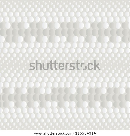 Vector seamless mosaic background