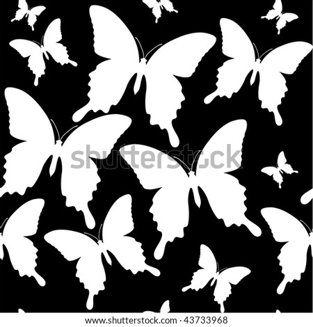 vector seamless ornament  in
