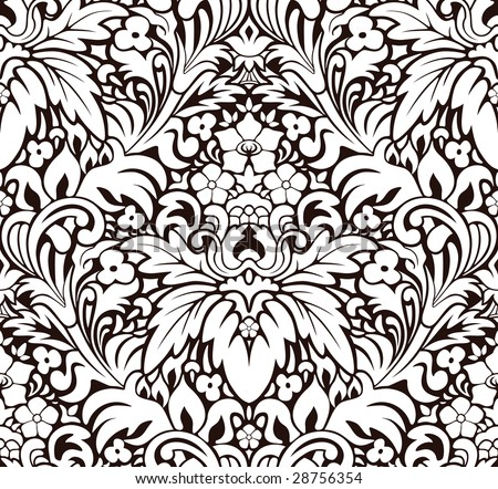 Vector. Seamless pattern