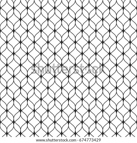 stock-vector-vector-seamless-pattern-in-arabian-style-abstract-graphic-monochrome-background-with-thin-wavy