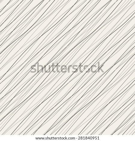 vector seamless pattern linear