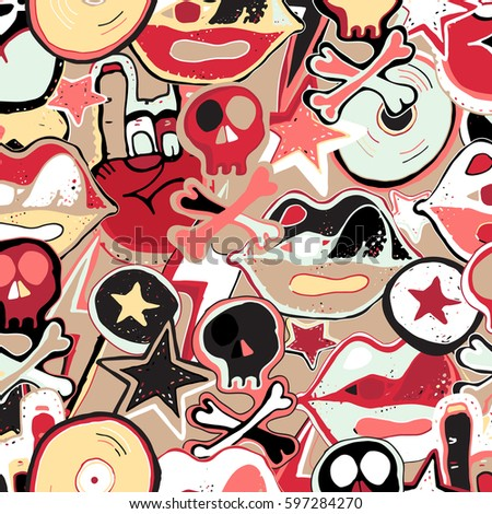 Vector Images Illustrations And Cliparts Vector Seamless Pattern