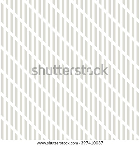 Vector seamless pattern. Repeating texture with diagonal dotted stripes. Subtle neutral swatch.