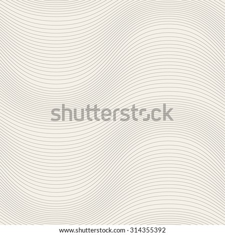 stock-vector-vector-seamless-pattern-stylish-light-texture-with-curvature-effect-wavy-linear-background