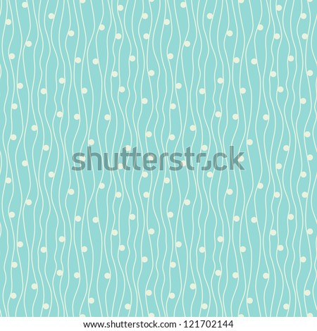 vector seamless pattern. stylish texture. endless floral background