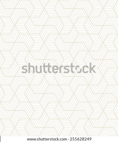 Vector seamless pattern with chevron. Modern geometric texture. Repeating abstract background. Polygonal linear grid from striped elements
