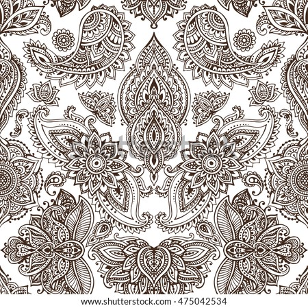 stock-vector-vector-seamless-pattern-with-hand-drawn-henna-mehndi-floral-elements-beautiful-endless-background