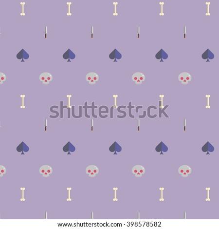 vector seamless purple texture