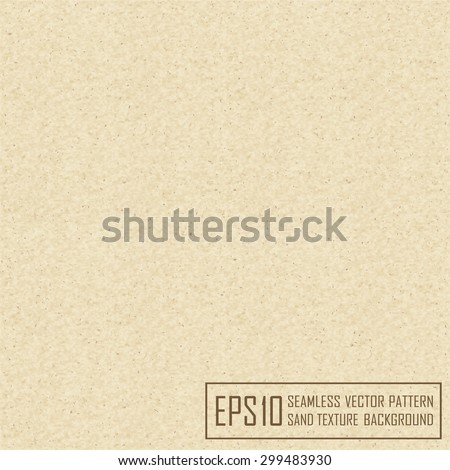 vector  seamless sand texture