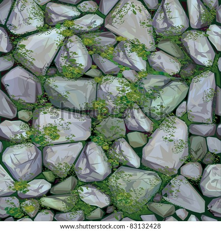 vector seamless texture of