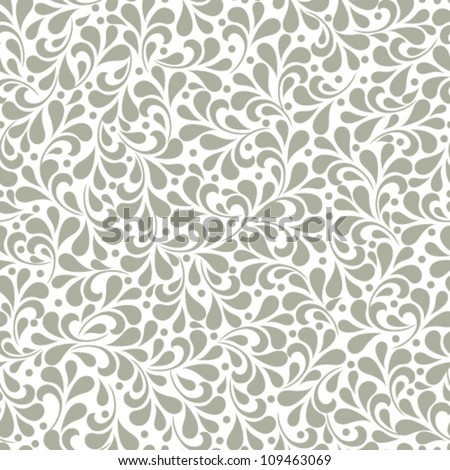 Vector seamless wallpaper pattern