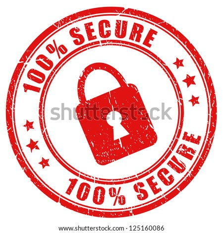 Vector secure stamp