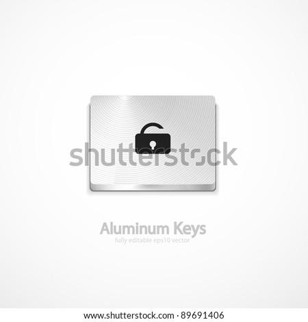Vector security button