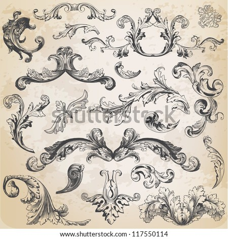 Vintage Frames Vectors Download Free Vector Art Stock Graphics