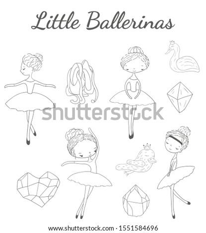 vector set decorative elements