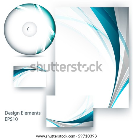 vector set. Elements for your design. Eps10