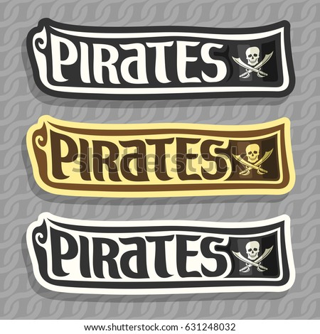 vector set labels for pirate