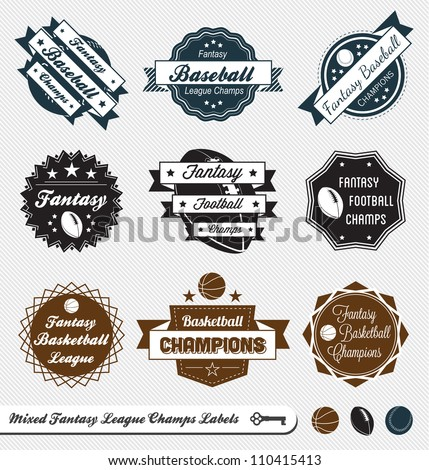 vector set  mixed fantasy