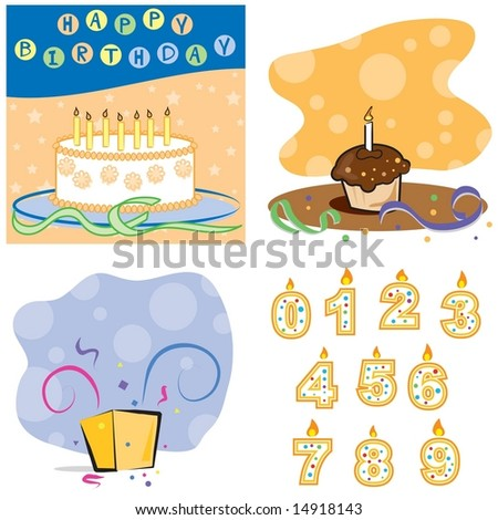 Birthday Cake Graphics. Birthday Cake Graphics.