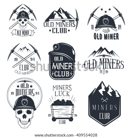 vector set of mining labels in...