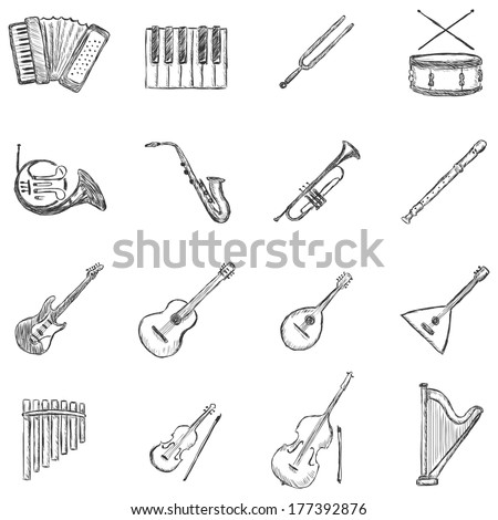 MUSICAL INSTRUMENTS FONT FREE DOWNLOAD