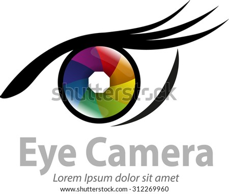 vector  shape of eye for