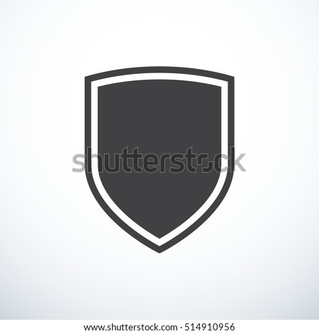 Vector shield icon