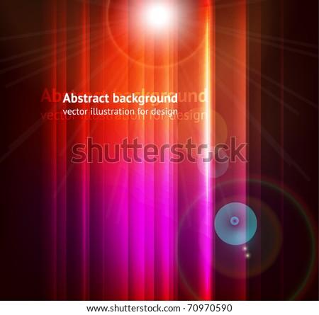 vector shiny background