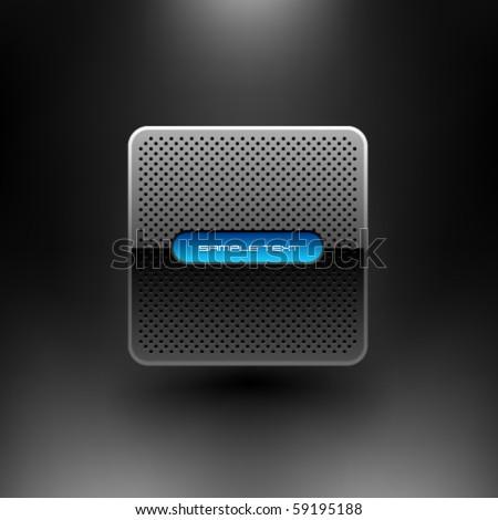 Vector Shiny Box
