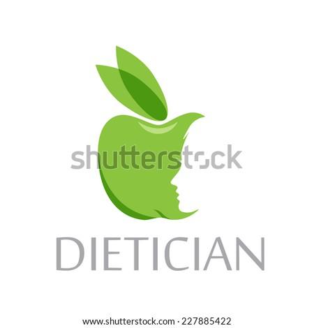 vector sign diet  dietitian