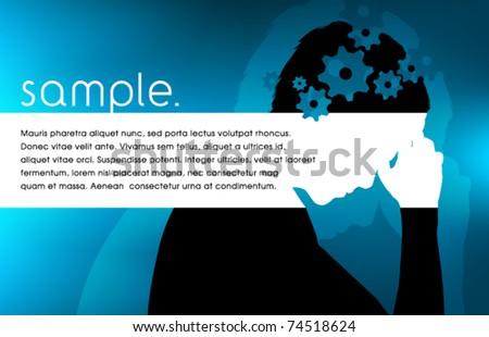 Vector Silhouette Design