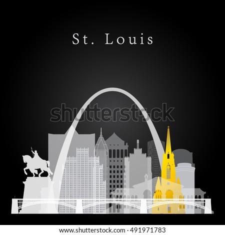 vector silhouette graphic