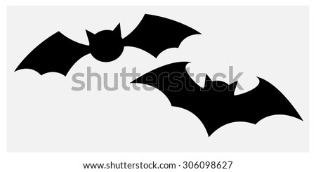 stock-vector-vector-silhouettes-of-bats