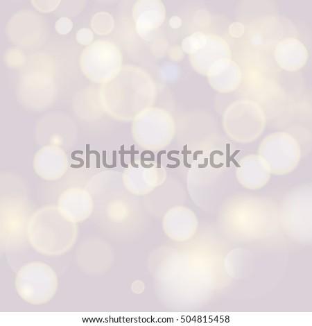 Vector silver sparkle glitter background. Sparkling flow background.