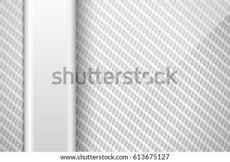vector silver white carbon