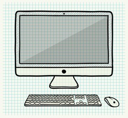 Vector Sketched Computer Set