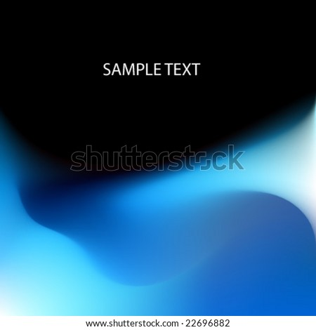 Vector Smooth Background Waves