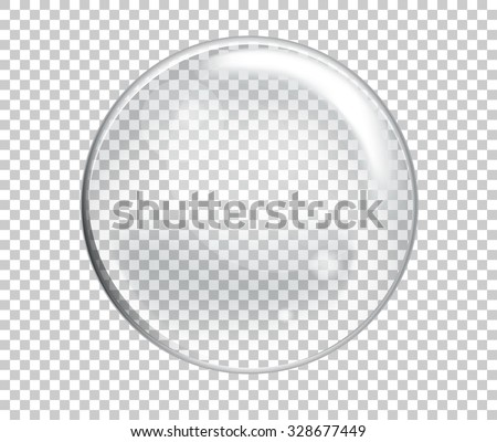 vector soap water bubbles