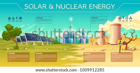 vector solar against nuclear
