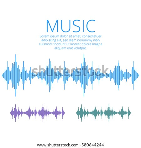 vector sound waves music