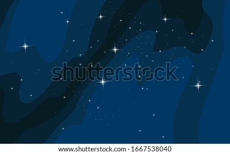 vector space background  cute