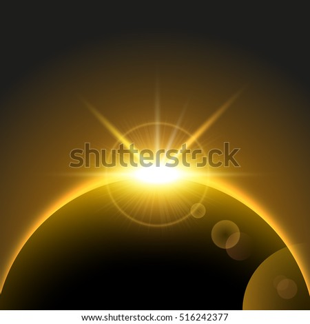 vector space background with