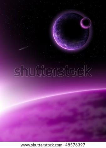 vector space landscape