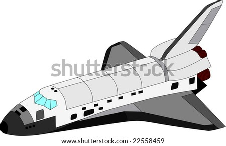 vector space shuttle isolated