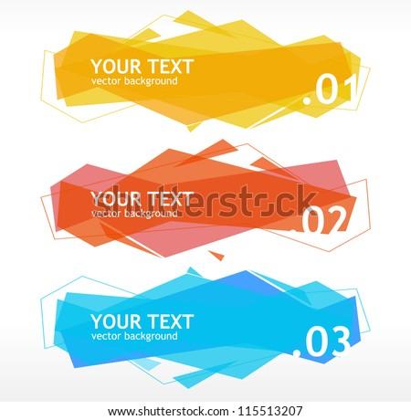 Vector speech templates for text